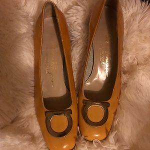 Comfortable low heels